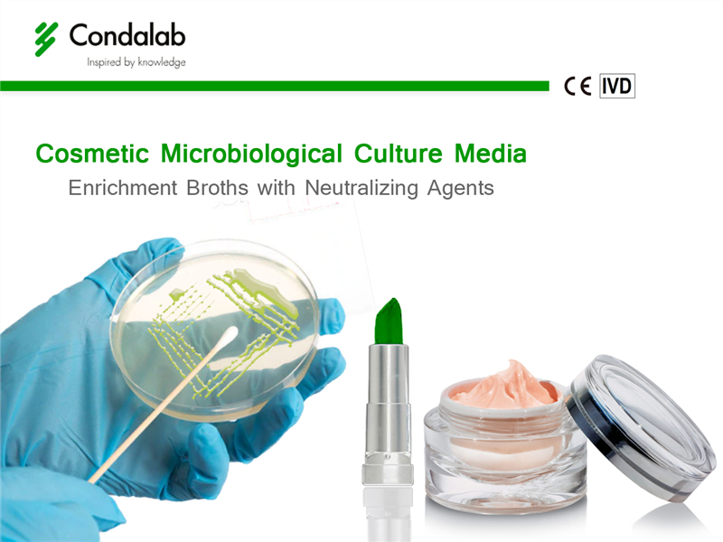 Cosmetic Broth Media